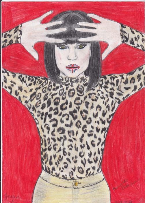 Jessie J by biahorvath8